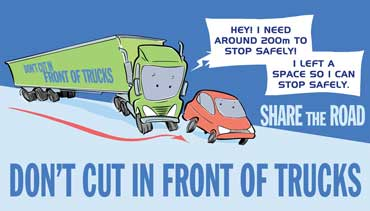 Image: share the road