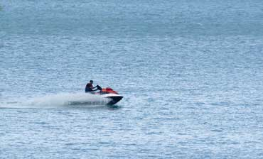 Image: personal watercraft